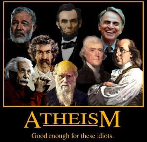 Atheism vs. Christianity