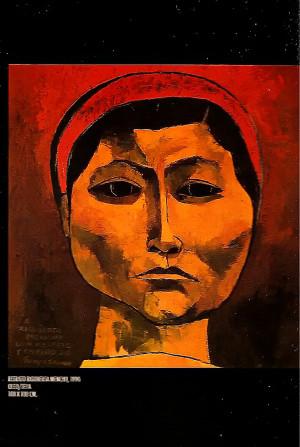 Rigoberta Menchú; 1996; Retratos.