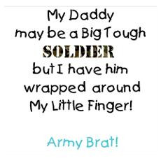 Army Daughter Posters