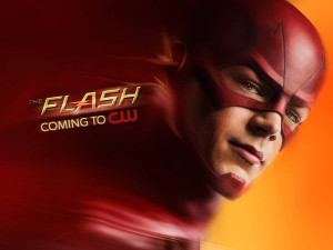 ... Are Posters/Banners For @CW_network New Series THE FLASH and iZOMBIE