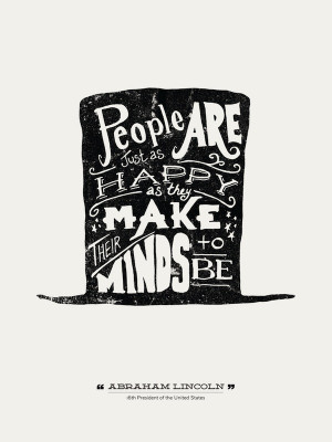... the rest of McArthur's beautiful typographic quote posters below