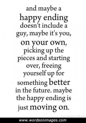 Broken love quotes
