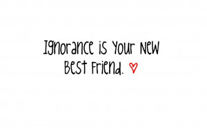 Ignorance+quotes+and+sayings
