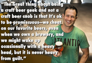 Beer Quotable: Dogfish Head's Sam Calagione on Beer Snobs and ...