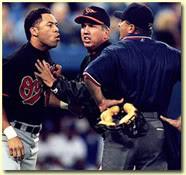 Juan Marichal - Took a bat to catcher John Roseboro's head when he ...