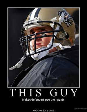 Drew Brees is my hero