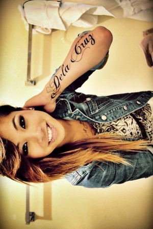 cute, dope, girl, swag, tattoo