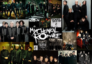 My Chemical Romance Wallpaper Background