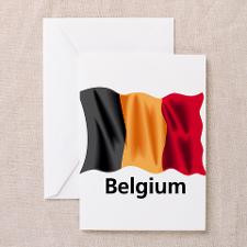 kind of a BIG DEAL in Belgium Greeting Cards (