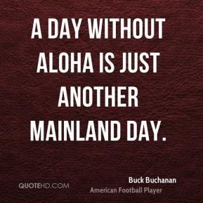 Aloha Quotes