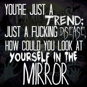 Lyric Quotes Tumblr Sleeping With Sirens Sleeping with sirens lyrics