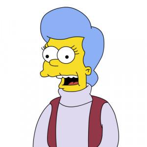 Herbert Powell, medio hermano de Homero que antes de conocerle ...
