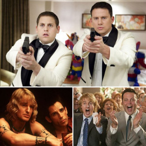 The Best Movie Bromances From The Wedding Crashers, 21 Jump Street and ...
