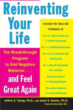 quotes about self esteem | Reinventing Your Life: The Breakthough ...