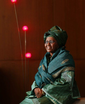 Dr. Hawa Abdi~ Stood up to insurgents, all to provide free medical ...