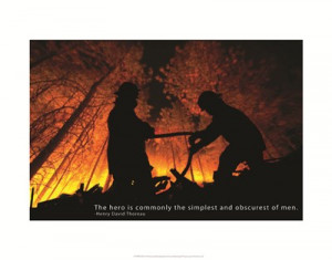 inspirational quotes about firefighters