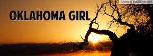 Oklahoma Girl Profile Facebook Covers