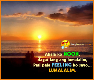 New Tagalog Love Quotes Tumblr 2012