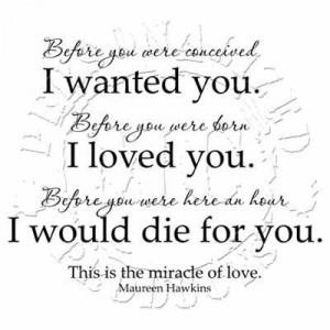 To my children and grandchildren...