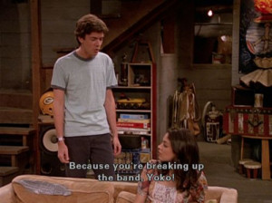Best quote from That '70s Show!