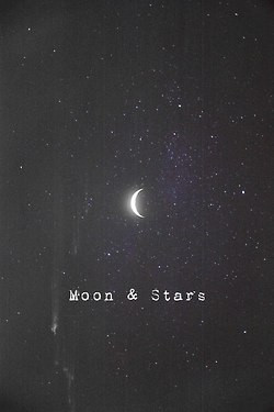 Star And Moon Quotes Tumblr Love quote life cool hippie