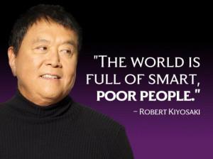18 Robert Kiyosaki Picture Quotes