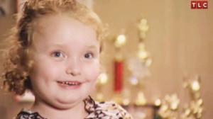 Alana Thompson Honey Boo Boo Child - H 2012