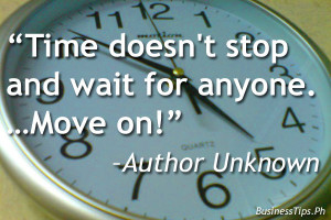 this quotation encourages us to not waste time time is really gold and ...