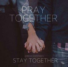 Pray Together Stay Together