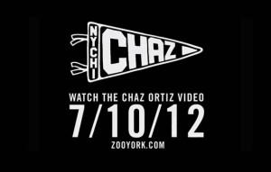 Chaz Ortiz Video