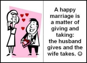 Happy Wife Quotes Funny ~ Funny Quotes & Sayings, Pictures and Images