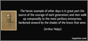 More Arthur Helps Quotes