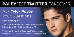 Tyler Posey Twitter Takeover