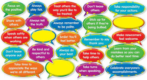 Good Character Quotes Mini Bulletin Board