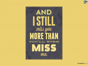 Funny I Miss You Quotes For Him Wallpapers miss you heart quotes 1024 ...