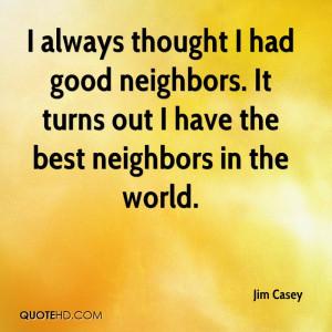Jim Casey Quotes