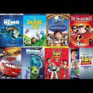 Pixar Movie Quotes Films