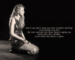 quotes taylor swift the hunger games safe and sound the civil wars ...