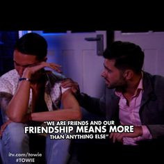 Well done Bobby! And what an awesome friend you are Charlie #towie # ...