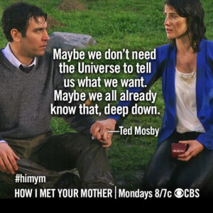 AMAZING QUOTES FROM HOW I MET YOUR MOTHER THAT ARE MEMORABLE(JUST 9 ...