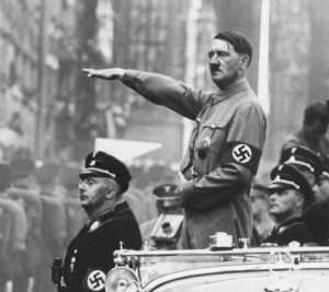 this is adolf hitler leader of the nazi party in germany hitler is the ...