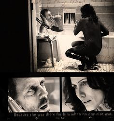 ... Wilson about Dr. Lisa Cuddy and Dr. Gregory House; House MD quotes
