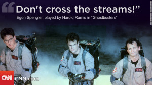 ... Ghostbusters.