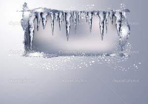 Icicles Images Stock...