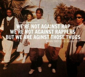 Young Bone Thugs n Harmony. The 90's