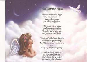 Guardian Angel Poems, Free Angel Poems, Guardian Angel Quotes