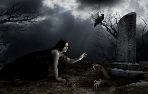 All Graphics » gothic grave