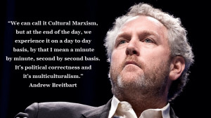Graphic Quotes: Andrew Breitbart on Political Correctness and ...