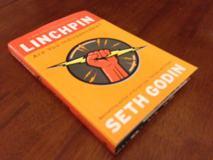 Here are some key takeaways from Seth Godin's Linchpin :