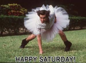 Day , English , Funny , Saturday